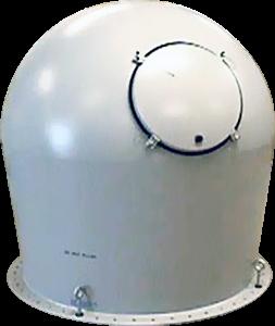 Custom CPI radome