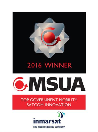 MSUA 2016 award
